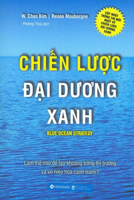 Kết quả hình ảnh cho chiến lược đại dương xanh
